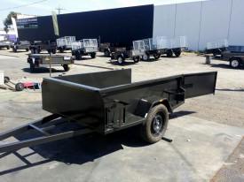 6x4 Box Trailer Heavy Duty with 20