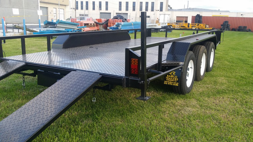 Triaxle Trailers