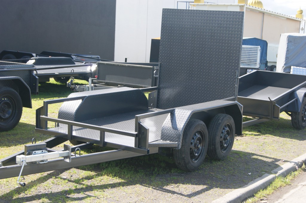 Scissor Lift Trailers