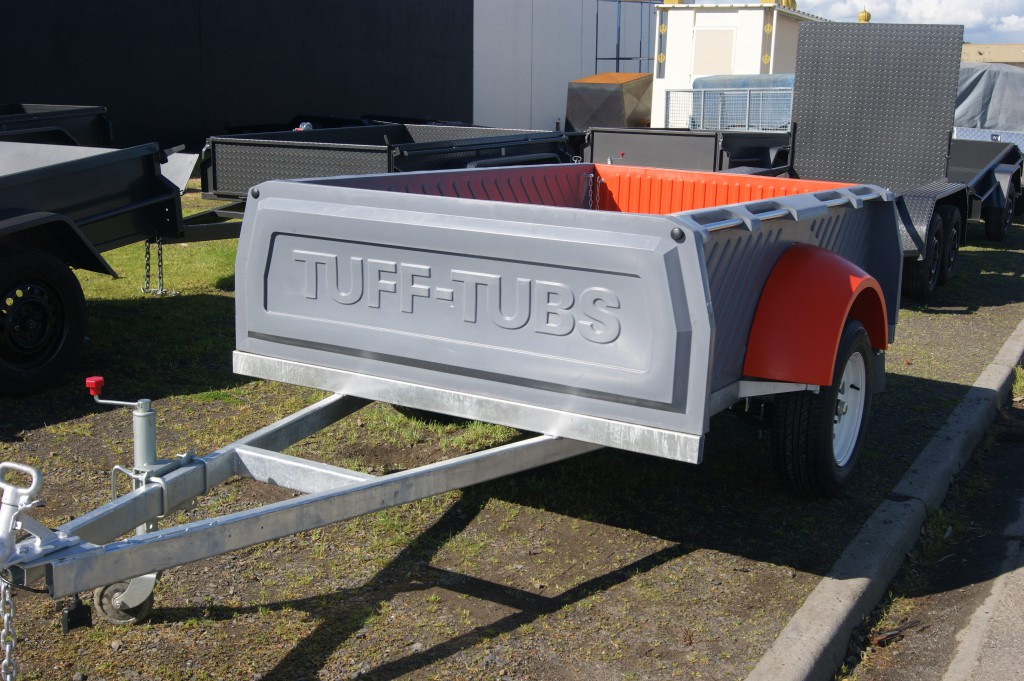 Polly Tuff-Tub Trailers