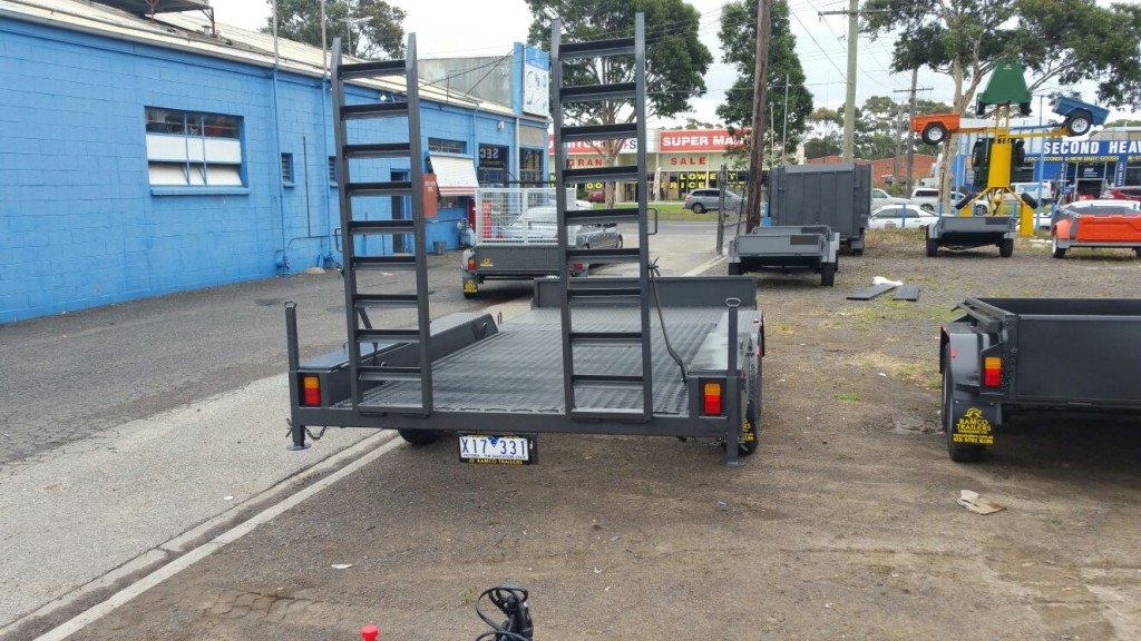 Plant Trailers