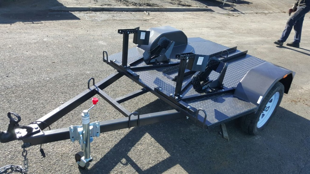 Custom made Bike Trailer